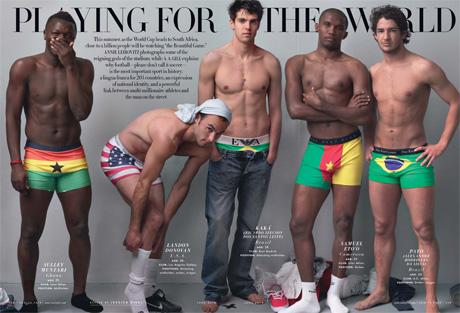 Modellen dating voetballers